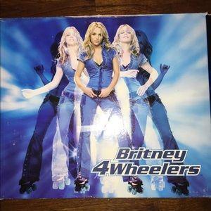 Britney Spears 4 wheelers